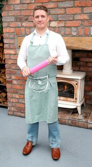 Tv3 - The Great Irish Bake Off Baker Neil Reid (36) from Dublin Picture Brian McEvoy No Repro fee for one use