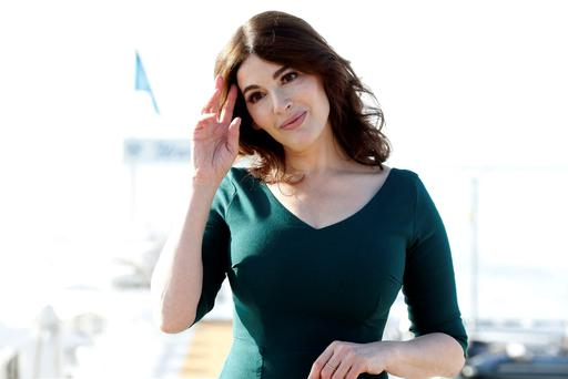 British TV personality and food writer Nigella Lawson