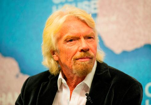 Sir Richard Branson who says the United Nations plans to urge governments around the world to decriminalise possession of drugs for personal use Credit: Dominic Lipinski/PA Wire