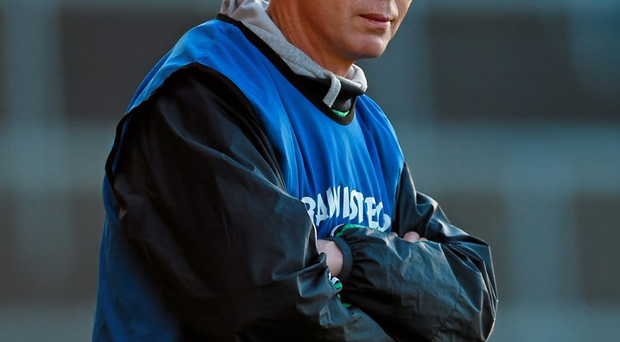 Ciarán Carey has had two spells in charge of the Limerick U-21s