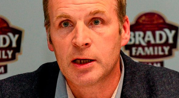 Ger Donnelly is facing a challenge to his position as Kildare GAA Chairman