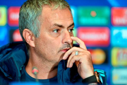 Despite City's advantage over Chelsea, Mourinho still believes his team can fight their way back into title contention