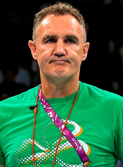Billy Walsh: 'We are moving in to our 14th year together as a team and I can say that, while there were many difficult and challenging times, I have never done anything in my professional life more rewarding'