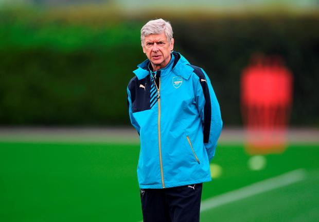 Arsene Wenger's Arsenal face a huge task to beat Bayern Munich and keep their Champions League hopes alive