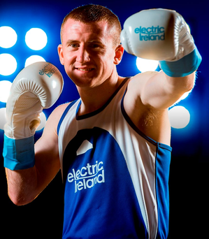 Paddy Barnes described Billy Walsh's departure as a loss to Irish boxing