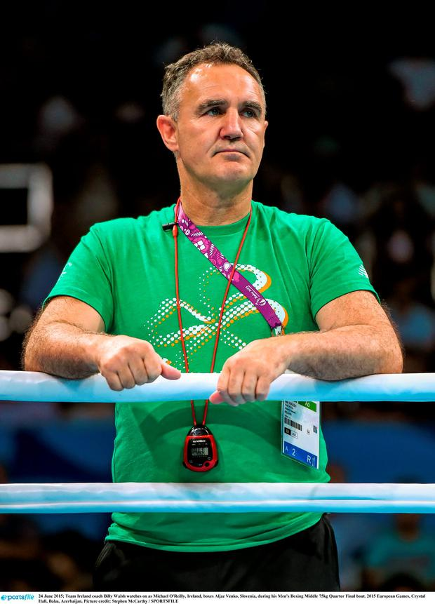 Billy Walsh's departure is certain to leave a huge void in Irish boxing
