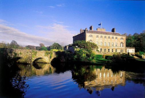 Money spinner: Westport House generated €50m to the region in 2014.