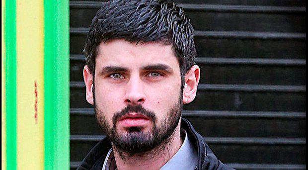 Mark Bailey was sentenced to nine months in jail for the attack