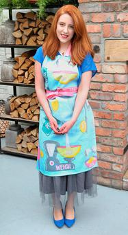 Tv3 - The Great Irish Bake Off Baker Cathy McKenna (27) from Monaghan Picture Brian McEvoy No Repro fee for one use