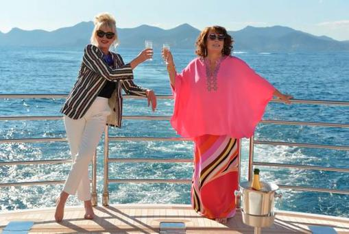 Eddy and Patsy are back for Absolutely Fabulous: The Movie