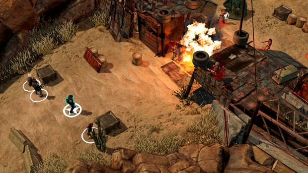 Wasteland 2: DC - New lighting is only part of the visual upgrade