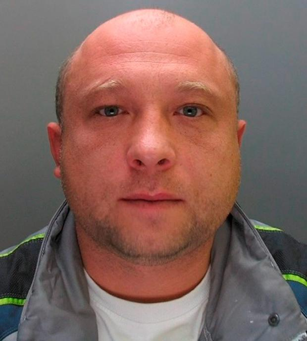 Undated handout photo issued by Hertfordshire Constabulary of Arkadiusz Szarkowski, 42