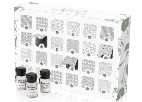 The 'Ginvent calander' Credit: Gin Foundry