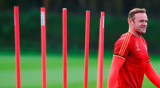 Rooney insisted that he had no intention of focusing on the finishing line of his career simply because of his imminent birthday