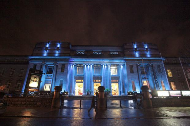 The National Concert Hall in Dublin.