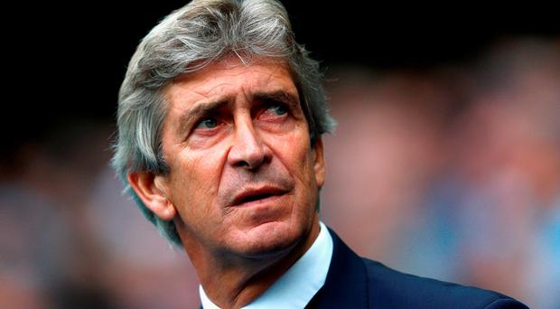 Pellegrini has been increasingly curt with the media, possibly in response to the constant speculation about his future as City manager