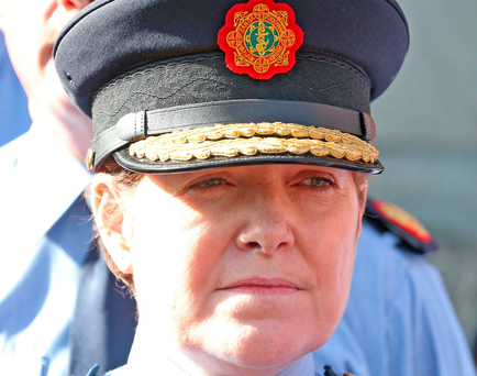 Commissioner Nóirín O'Sullivan states it has never been the 'position of An Garda Síochána that PIRA has disbanded and, accordingly, ceased to exist'