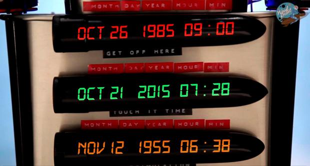 Fap to the Future porn parody has been announced on Back to the Future Day