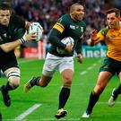 Richie McCaw, Bryan Habana and Bernard Foley make our combined XV
