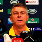 South Africa Head Coach Heyneke Meyer Action Images via Reuters / Paul Childs