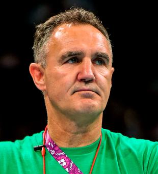 Billy Walsh is to fly to America this morning