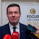 Minister Alan Kelly is calling for rent certainty for tenants and wants to link increases to inflation for four years, but inflation has shown little or no growth in the past 12 months