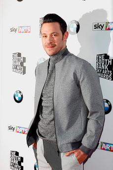 LONDON, ENGLAND - JUNE 07: Will Young attends the South Bank Sky Arts Awards at The Savoy Hotel on June 7, 2015 in London, England. (Photo by John Phillips/Getty Images)