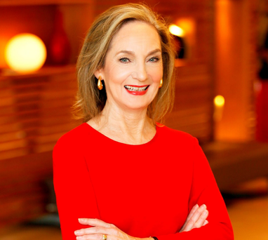 Pictured: Mary Finan, the former Chair of the RTE Authority and one of the founding partners of Wilson Hartnell Public Relations, this year's recipient of the Lifetime Achievement Award at the 2015 IMAGE Businesswoman of the Year Awards. The ceremony will take place on Monday, November 2, 2015 at the DoubleTree by Hilton Hotel (Burlington Road, Dublin 4) Pic: Kieran Harnett