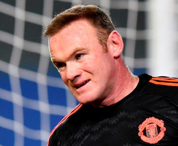 Wayne Rooney turns 30 tomorrow but has already shown signs of decline in his performances for United.