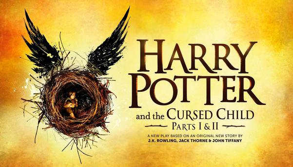 Artwork for Harry Potter and the Cursed Child