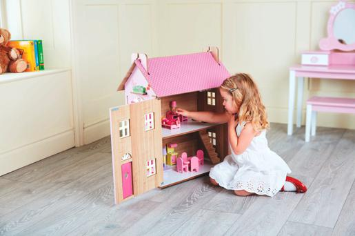 Wooden Dolls' House €39.99