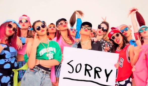 Justin Bieber's Sorry video