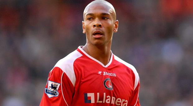 Former Premier League footballer Marcus Bent, who has admitted possessing cocaine.