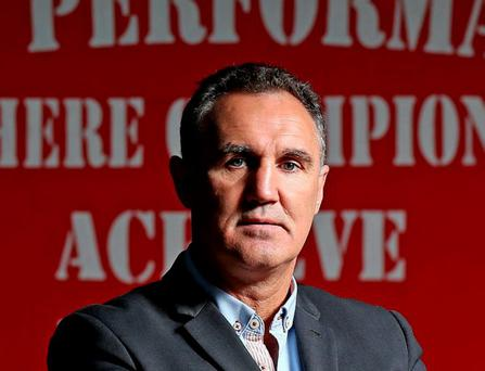IABA's High Performance Head coach Billy Walsh