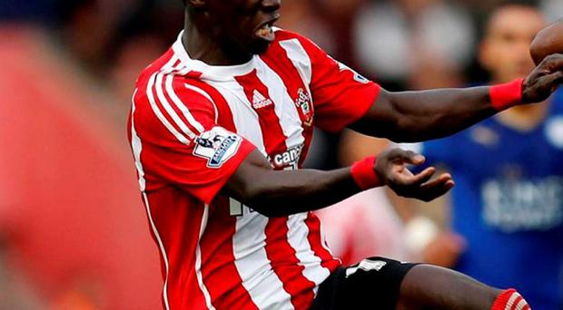 Southampton's Sadio Mané will have the hefty price tag of £40m if United want to buy him