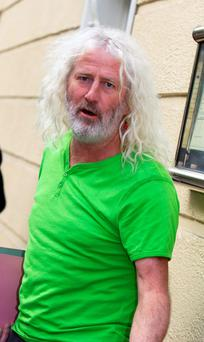 TD Mick Wallace alleged that millions of euro in an offshore bank account was linked to the sale and was earmarked to find its way to a politician or political party in Belfast