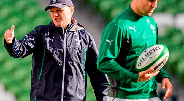 Conor Murray's box-kicking has been one of the features of Ireland's recent performances under Joe Schmidt