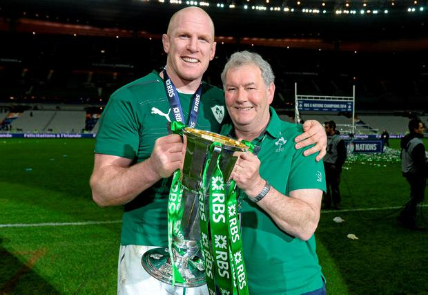 Last weekend, saw Ireland exit the Rugby World Cup in the quarter-finals. But it also marked the retirement from the international set-up of two Irish legends, Paul O'Connell and 'baggage master' Rala