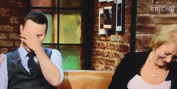 Nathan Carter on the Late Late Show