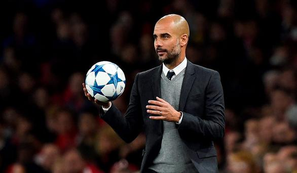 Bayern Munich coach Josep Guardiola Reuters / Dylan Martinez