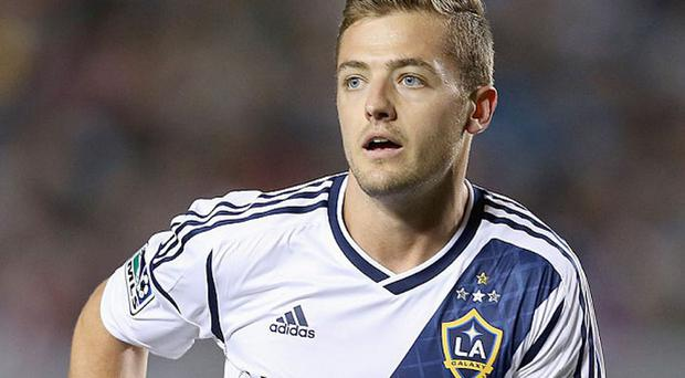 Nothing to hide: Robbie Rogers is an openly-gay footballer Photo: GETTY IMAGES