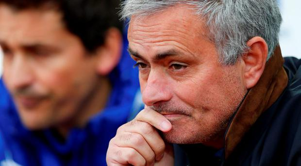 Chelsea manager Jose Mourinho Reuters / Eddie Keogh Livepic