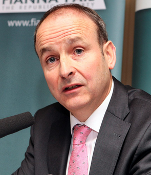 'As Fianna Fail leader, Micheal Martin has waged an ideological battle with Sinn Féin for the hearts and minds of republicans'