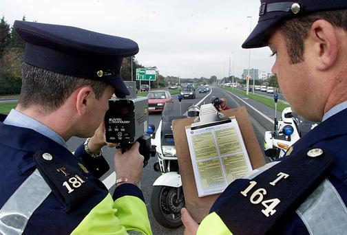 New figures released by the Department of Justice show that 692 drivers escaped having points added to their licence between January and July of this year