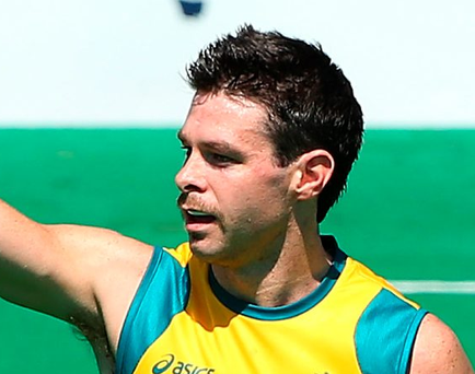 Trent Mitton scored the winning goal for Australia