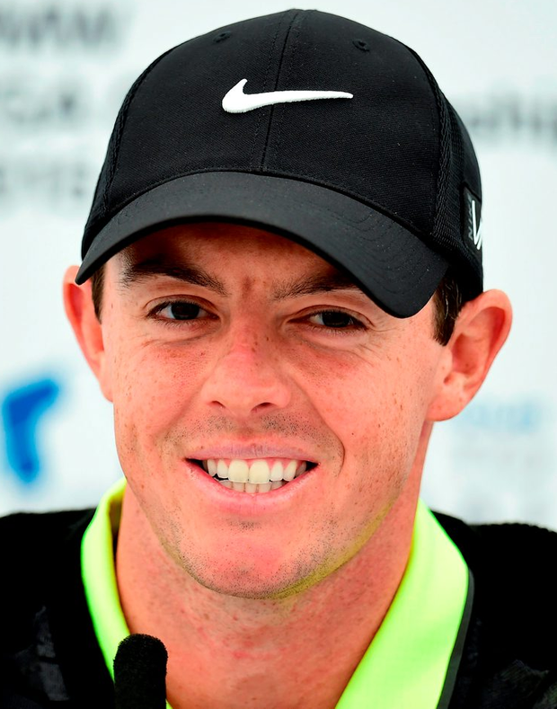 '[Rory] McIlroy would expect to extend his lead at the top of the Race to Dubai at the Turkish Airlines Open'