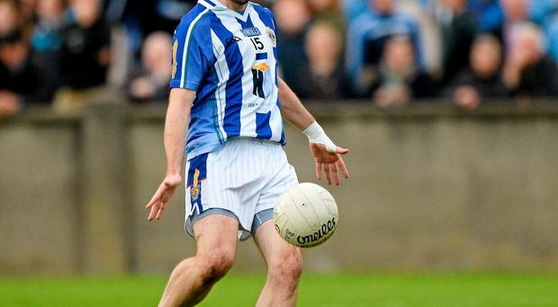 Andrew Kerin was in terrific form for Ballyboden and finished with seven points to his name