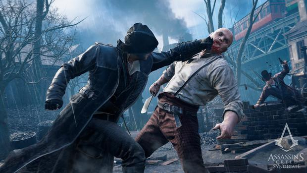 Assassin's Creed Syndicate: Bringing knives to a fistfight