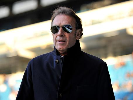 Leeds owner Massimo Cellino won't win any popularity contest at the club