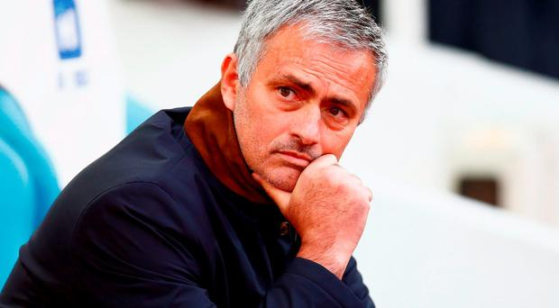 Jose Mourinho is under increasing pressure after being hit with another FA charge yesterday as a result of his behaviour at Upton Park last Saturday